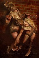 Silent Hill by PorcelainPoet