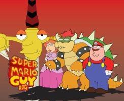Super Mario Guy RPG by Misterimix