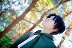 SnK: Levi by Cateography