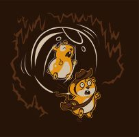 Rodents of the Lost Ark by Knackful