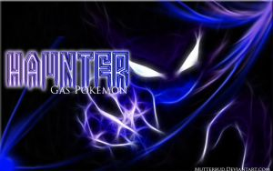 Neon Haunter by Mutterbud