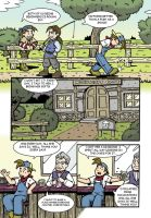 Harvest Moon Page 3 by Marvelousboy