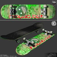 Skateboard_Udk3ds by AutopsySoldier