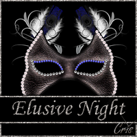 Cris Elusive Night by only1crisana