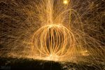 Steel Wool Photography 5 by WillLeavey