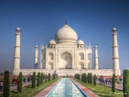 Agra by Runfox