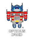 Optimus Droid by cub1k