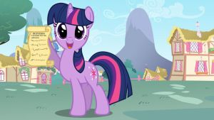 Wallpaper Twilight need signatures to be alicorn by Barrfind