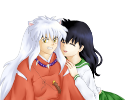 Smile, Inuyasha! by ticibr
