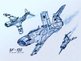 SF-120 by TheXHS