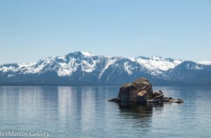 Mt. Tallac Lake Tahoe by MartinGollery
