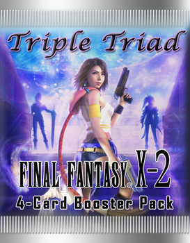 Final Fantasy X-2 Booster Pack by Manostion