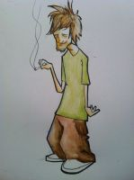 shaggy by j0epep