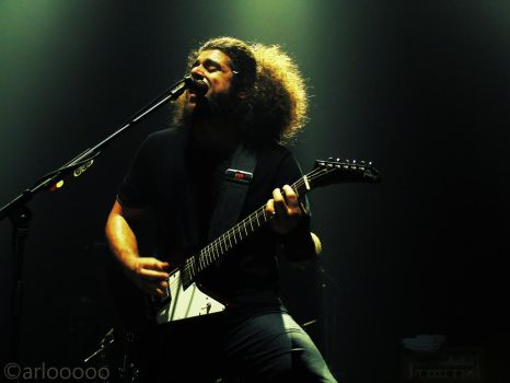 Claudio Sanchez by carlooooo