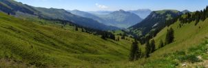 Panorama - Klewenalp Part 3 by surrimugge