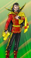 Ming the Merciless by TheElysian