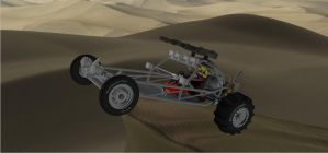 Sand Rail by HectorNY