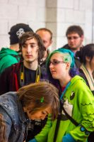 Seattle DeviantMEET 98 by Mackingster