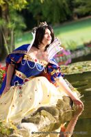 Jewels Snow White by Ivycosplay