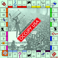 The BaNZai7 OCCuPY MoNoPoLY BoaRD is HeRe! by poasterchild
