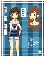 .:Ref Noa:. by Marcy-Rc
