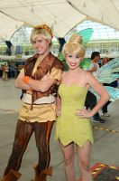 Terence and Tinkerbell Cosplay by Chingrish