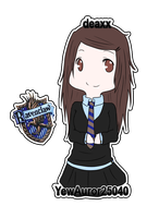 Pottermore ID for Sissy by ayochan