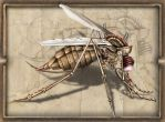 Steampunk mosquito by Delhar