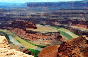 Colorado River horseshoe by lawout16