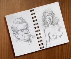 Sketchbook 3 by Eyth