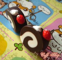 Choco roll by coffishop