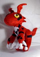 Guilmon 2 by MagnaStorm