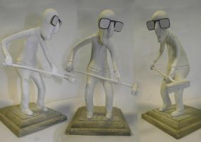 Clay Animation Sculpt by Rob54613