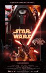 Star Wars: The Force Awakens poster by DComp