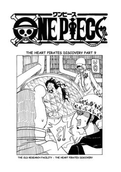 The Heart Pirates Discovery 9 by BlueVagabond