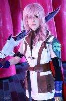 Lightning by EnchantedCupcake