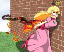 Princess Peach by maiga858