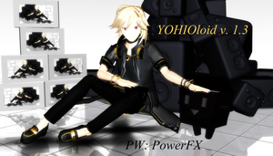 YOHIOloid v. 1.3 DL by Pokeluver223