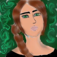 Hunger Games: Katniss by orlando11