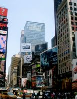 times square by mikiix