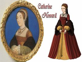 Catherine Howard by Nurycat