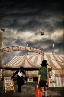 Welcome to the Freak Show by blacklacefigure