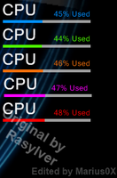 CPU Meter - Clickable by Marius0X