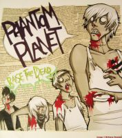 Phantom Planet CD Cover by crackhobbit