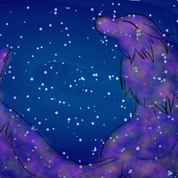 What do you see in the stars? by Kage-Kyoodai