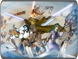 Jedi Strike by Entropist2009