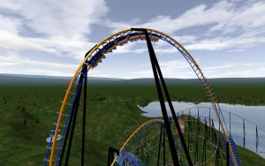 Flight of Fear No Limits by caboose11l2