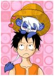 Hi Luffy by StePandy