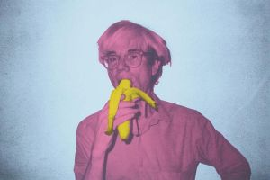 Andy Warhol by Ozotje