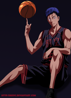 Aomine Daiki by eikens